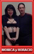 Masajista Monica y Horacio